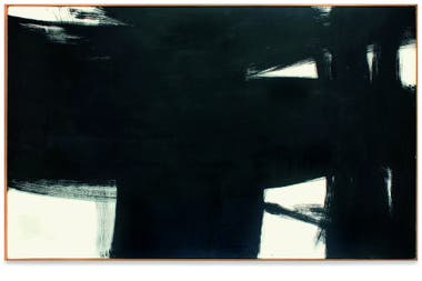 Gran pintura negra (1960), de Kenneth Kemble