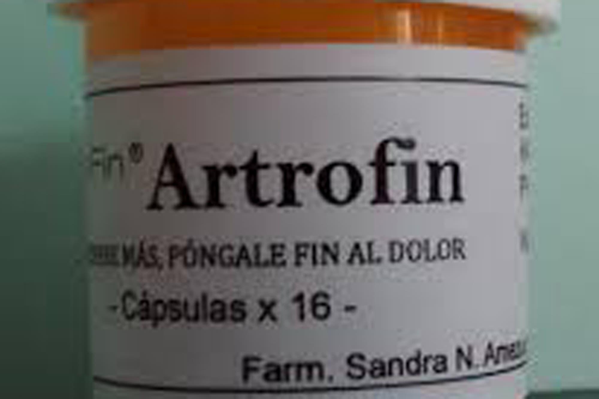 La Anmat prohibió el uso, distribución y comercialización de un producto para la artrosis
