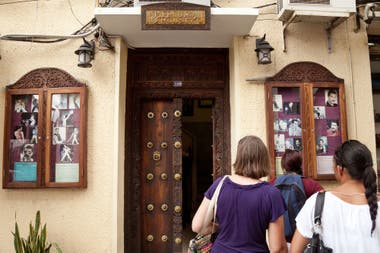 La casa en la que vivió en Zanzíbar se convirtió en un museo en 2012.