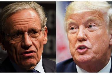 El presidente de EE.UU. dijo que el periodista es un colaborador del Partido Demócrata