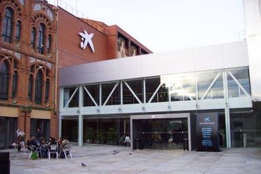 El museo de ciencias donde trabaja Gina, la novia de Merlí