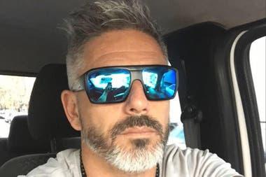 Martín Colantonio, el nuevo novio de Ingrid Grudke