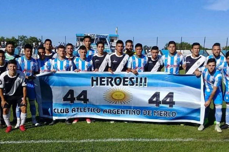 Argentino de Merlo, el rival de River en la Copa Argentina, tiene un sueño: comprar un tractor