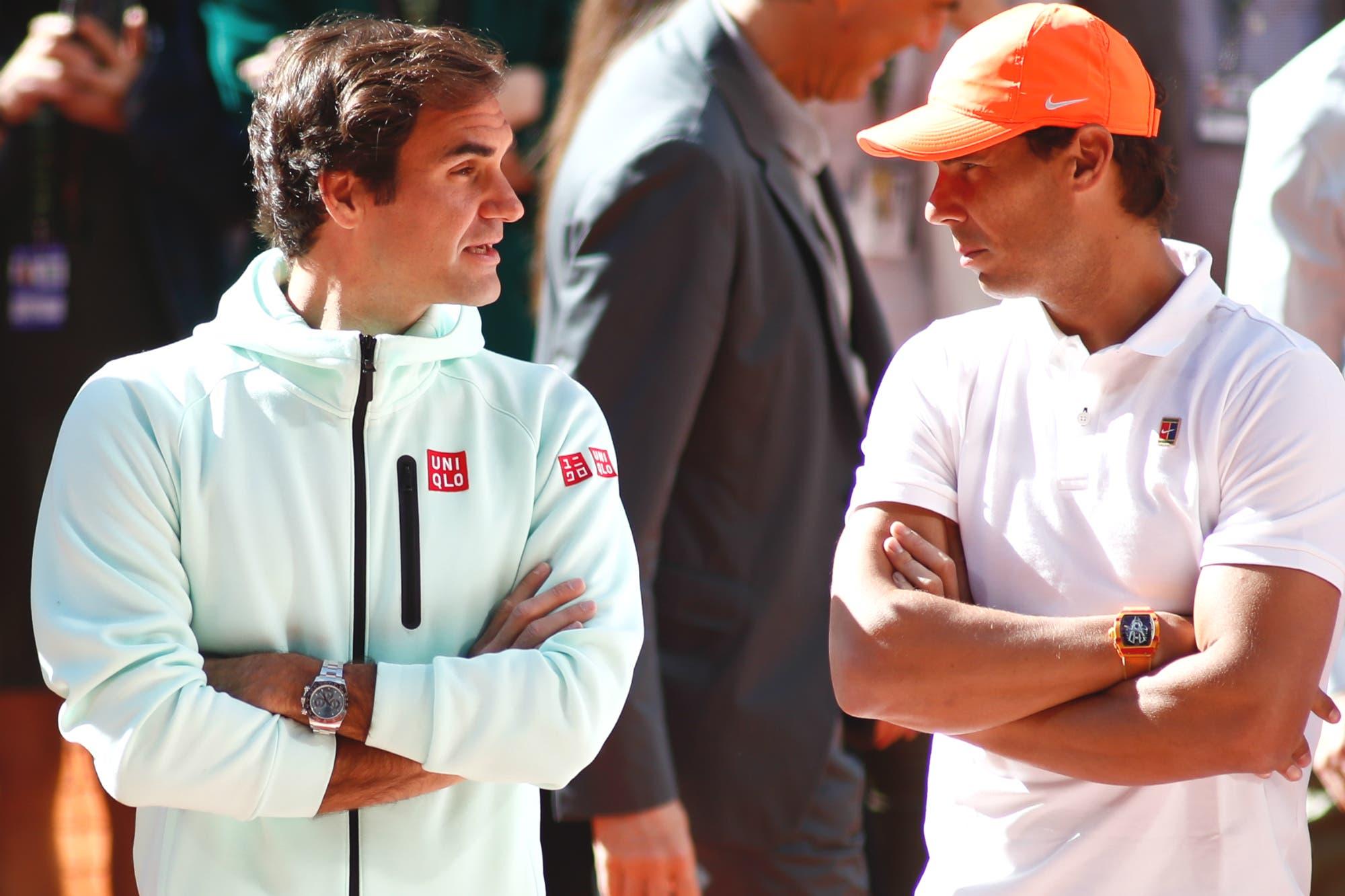 Roland Garros: el show empieza en París, con Nadal, Djokovic y la vuelta de Federer