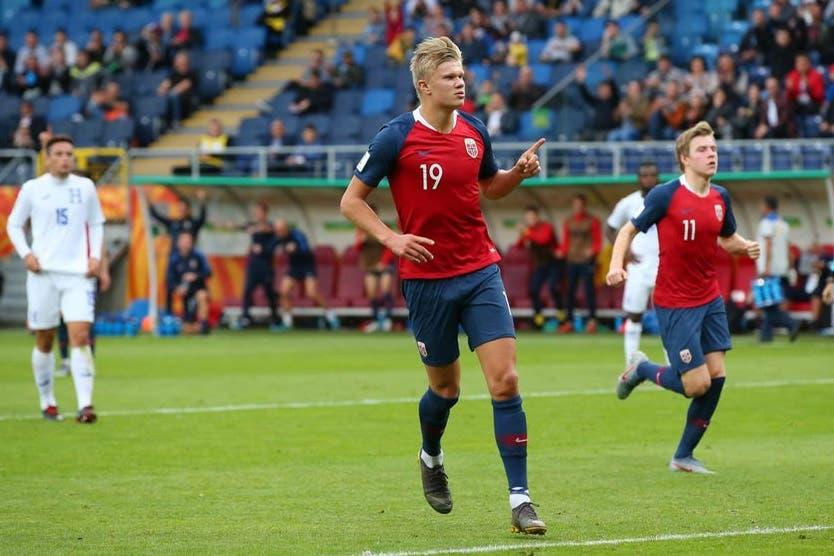 Un noruego anotó 9 goles, su selección ganó 12-0 pero puede quedar eliminada del Mundial Sub 20