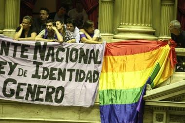 La Ley de Identidad de Género fue impulsada por el Encuentro