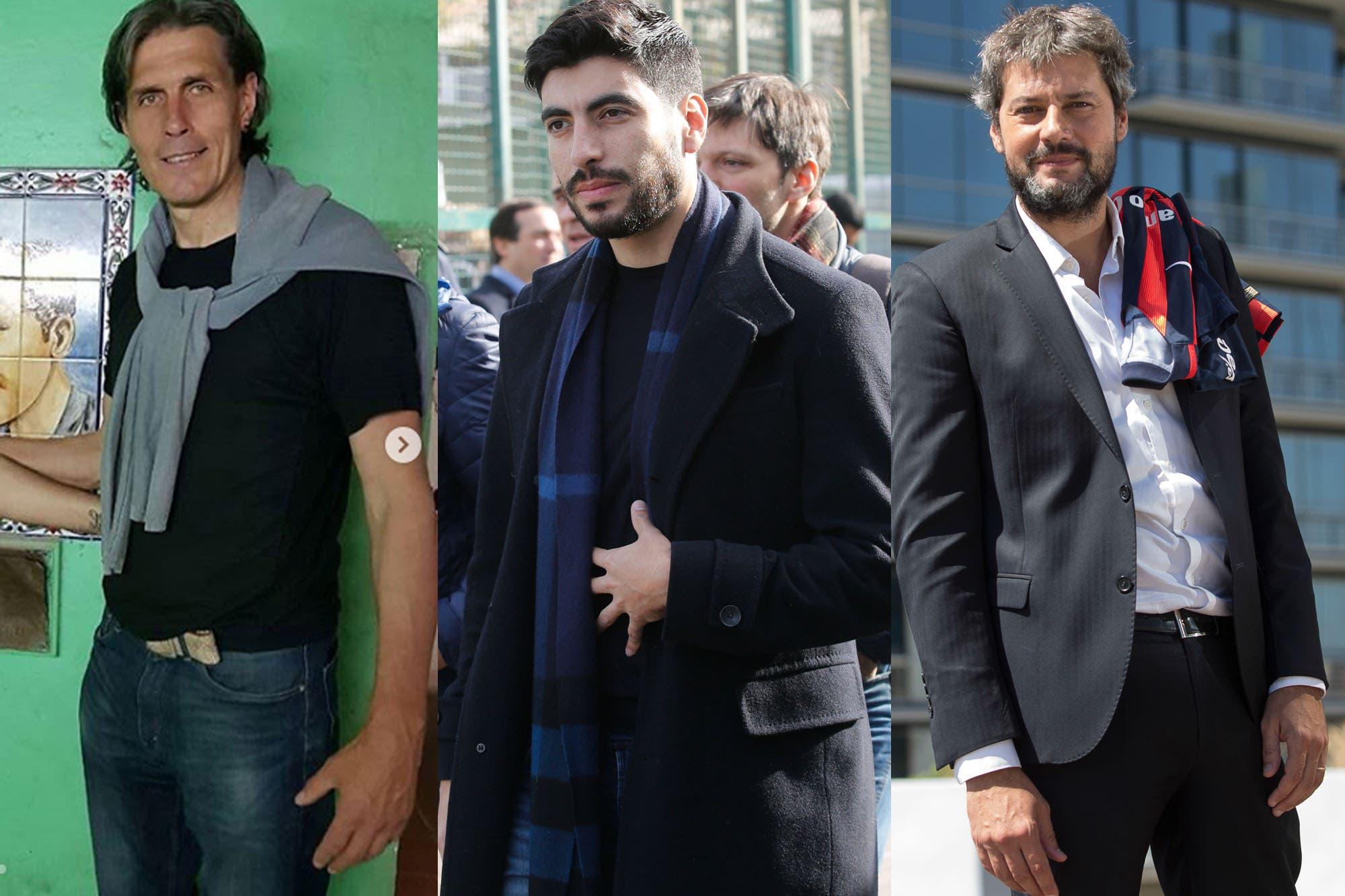 Jon Uriarte, Facundo Moyano y Matías Lammens: los candidatos a tomar las riendas en el deporte de la Nación
