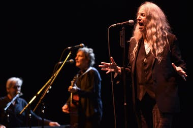 Concierto de Patti Smith