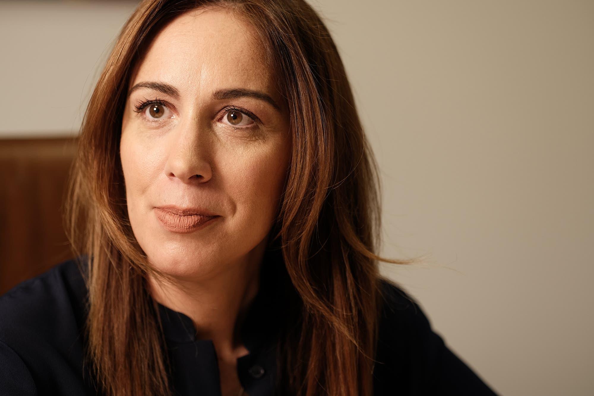 María Eugenia Vidal pasará Año Nuevo en Europa junto a Quique Sacco