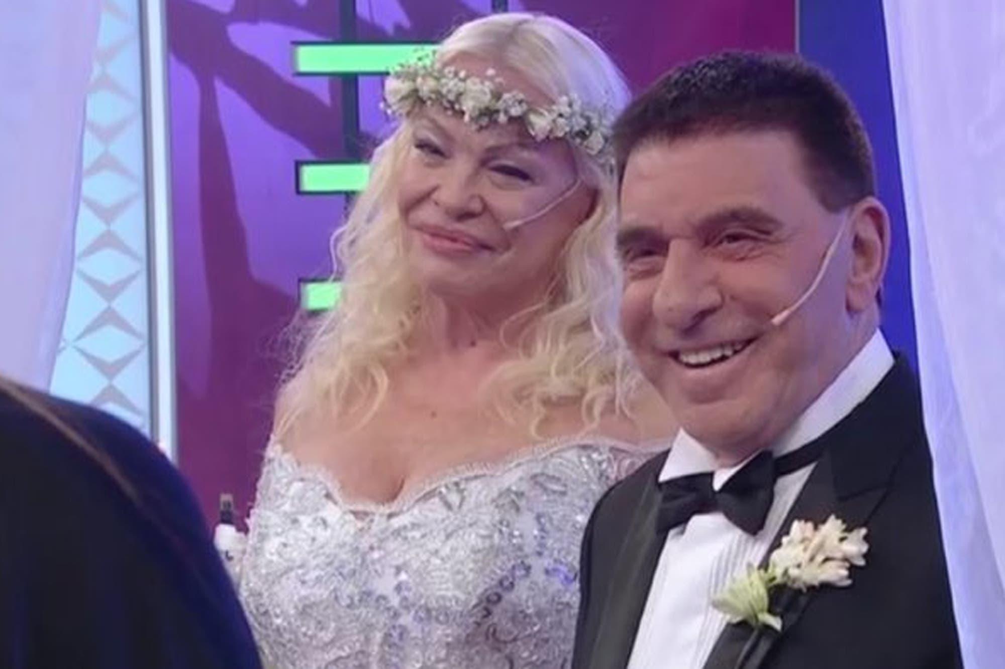 """La boda de Silvia Süller y Jacobo Winograd: """"Después de tantas peleas, se puede terminar con la grieta"""""""