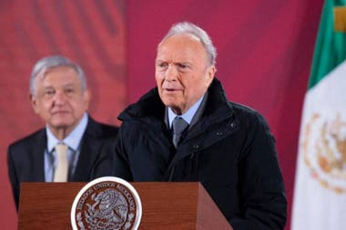 El fiscal general Alejandro Gertz y el presidente Andrés Manuel López Obrador hablaron sobre los femicidios, pero no se refirieron al caso de Ingrid Escamilla