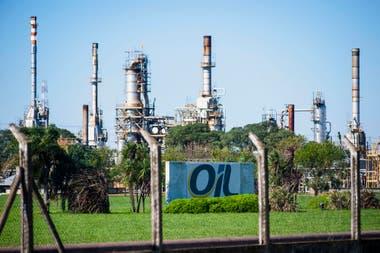 La refinería de OIL Combustibles