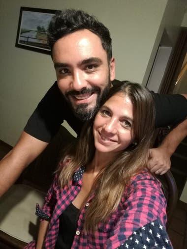 Daniela Go´mez y Fernando Camarero.