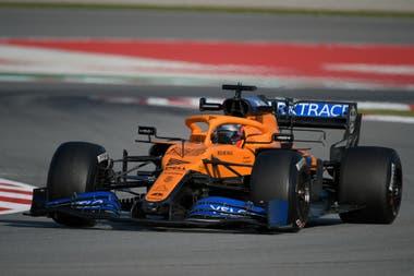 Con McLaren, Sainz logró su primer podio en el Gran Premio de Brasil 2019 y el sexto puesto en el Mundial de Pilotos