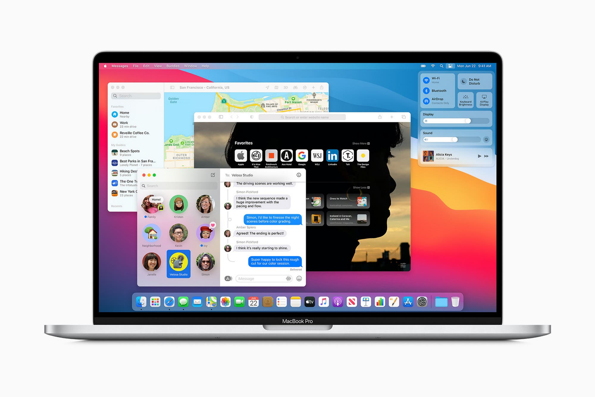 Las nuevas Mac de Apple con macOS Big Sur permitirán el uso de las apps de iPhone y iPad
