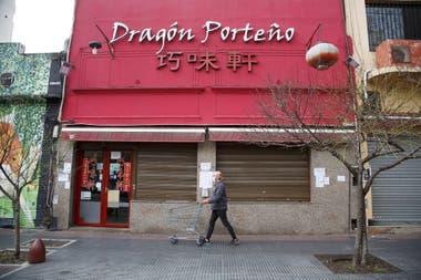 Dragón porteño es uno de los tres restaurantes que debieron cerrar