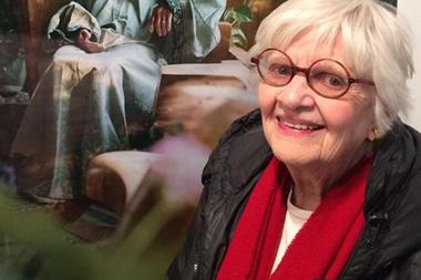 La actriz y periodista Patricia Bosworth