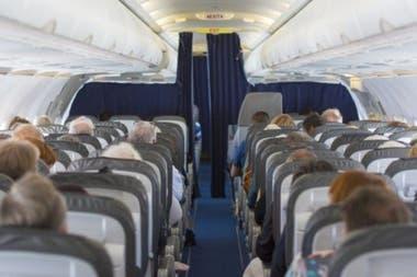 Muchos critican la ventilación de los aviones, pero es el sistema más eficiente que hay.
