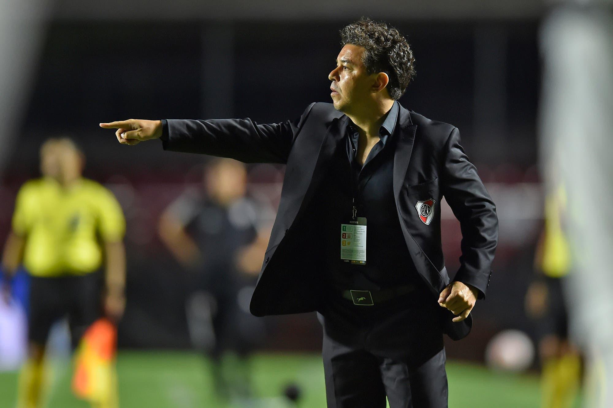 River-San Pablo, por la Copa Libertadores: horario, TV y formaciones