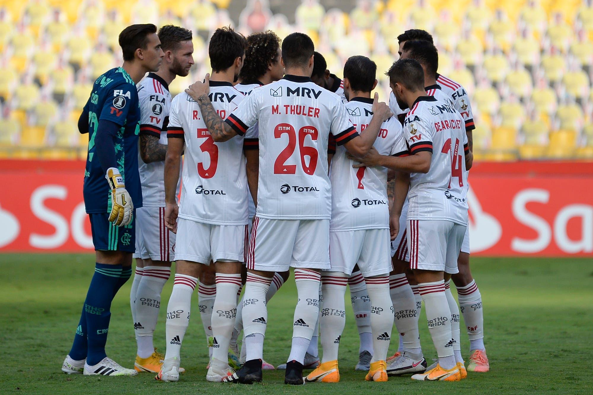 Coronavirus. Dos jugadores de Flamengo que jugaron contra Barcelona dieron positivo: ya hay 14 contagios del viaje a Ecuador