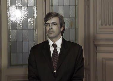 Diego Molina Pico, el fiscal que acusó a Carrascosa y a familiares de María Marta