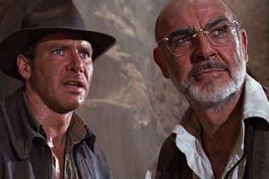 Logró una química insuperable con Harrison Ford en Indiana Jones y la última cruzada