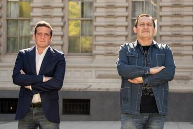 Mauro Szeta y Paulo Kablan, los rostros del periodismo policial
