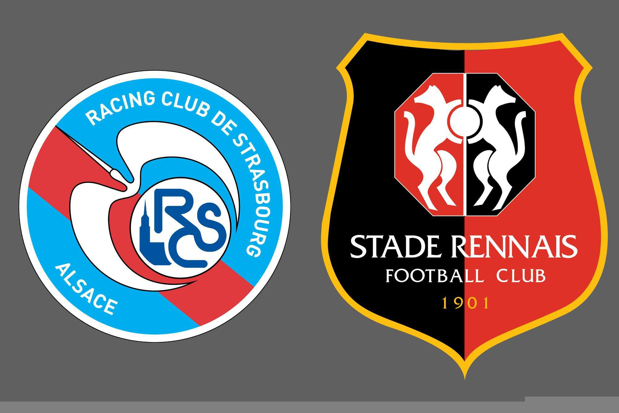 Ligue 1 de Francia: Estrasburgo y Rennes empataron 1-1