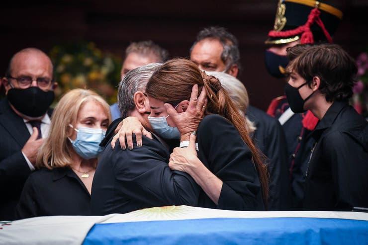 Carlos Menem died
