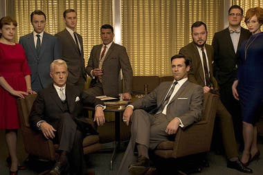 ¡Chau Mad Men!
