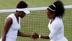 Wimbledon, un lugar a pedir de las Williams