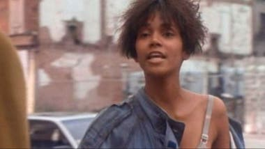 Halle Berry en Jungle Fever de Spike Lee
