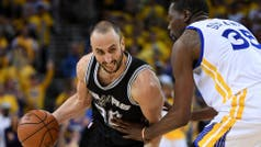 San Antonio Spurs-Golden State Warriors, NBA: horario, TV y cómo ver online