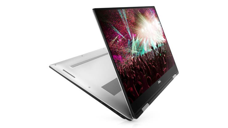 La convertible Dell XPS 15