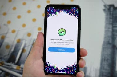 Messenger Kids solo está disponible, de momento, en Estados Unidos. (Foto: Facebook)