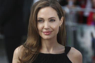 Angelina Jolie ocupa el puesto número 2, con 35.5 millones de dólares.