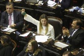Aborto: el discurso de la diputada de Pro que apoya la despenalización y se quebró en el cierre del debate