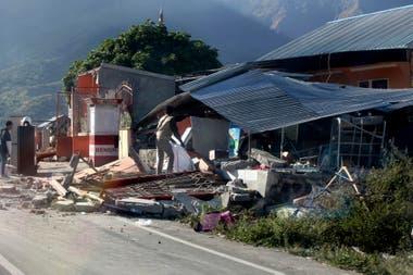 Los rescatistas aún no llegaron a las zonas más afectadas