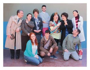 El elenco de artistas que hace Sala de profesores