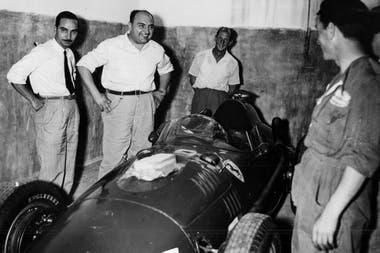 Froilán González y Ferrari, un amor incondicional; en 1960 el arrecifeño corrió su última carrera en la F.1