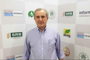 Francisco Matturro, presidente de Agrishow