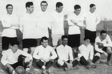 Uruguay, el primer campeón Sudamericano