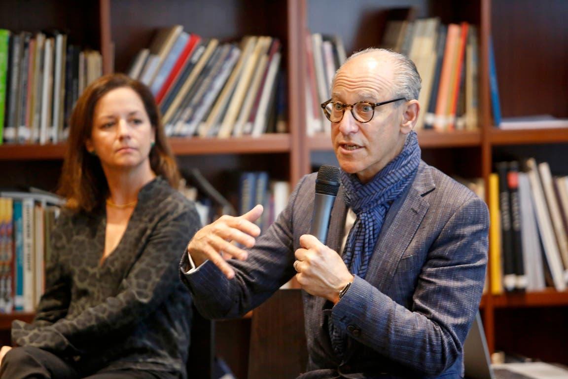 Inés Katzenstein, curadora de arte latinoamericano del MoMA, y Glenn Lowry, director del museo neoyorquino, adelantaron cómo serán los cambios que se verán a partir de octubre