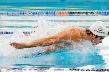 Roberto Strelkov, el representante argentino de aguas abiertas en los Juegos Panamericanos