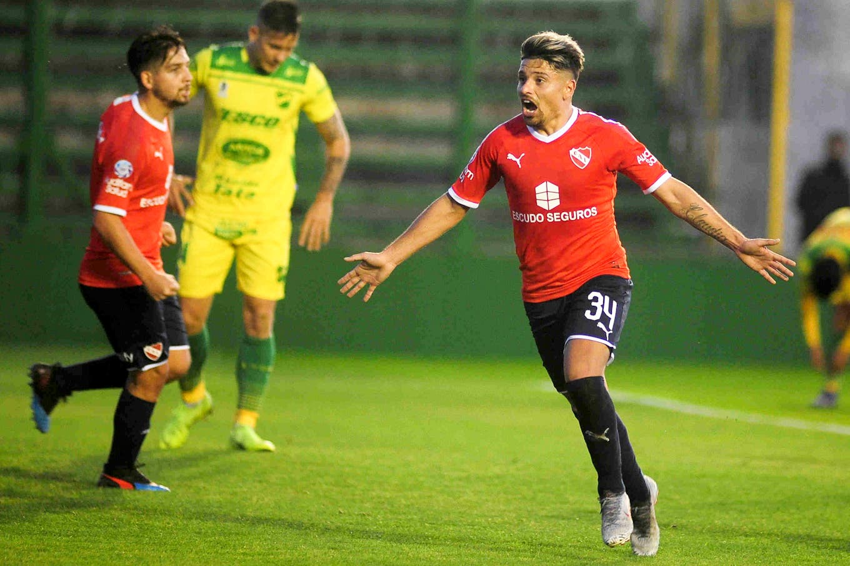 En racha: de la mano de Beccacece, Independiente sumó su segunda victoria consecutiva