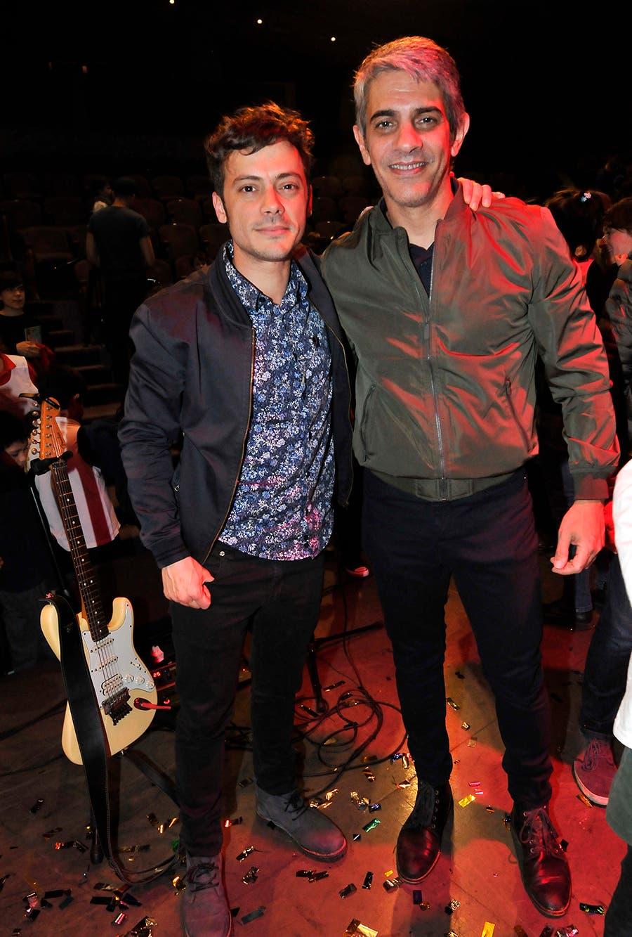 Estrellas en un flash: de la salida hot de Flor Vigna y Mati Napp al festejo de ATAV