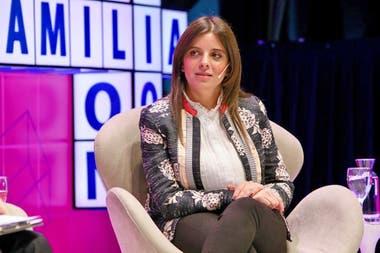 María Eugenia Prado, directora administrativa y financiera de Transporte Fríos del Norte