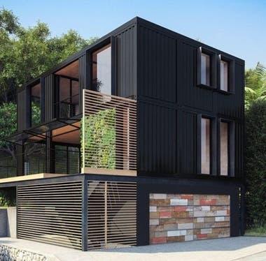 El 90 por ciento de la obra se realiza en una planta industrial; una vivienda de 90 metros cuadrados está terminada para habitar en tan solo tres meses y no depende de las variaciones climáticas