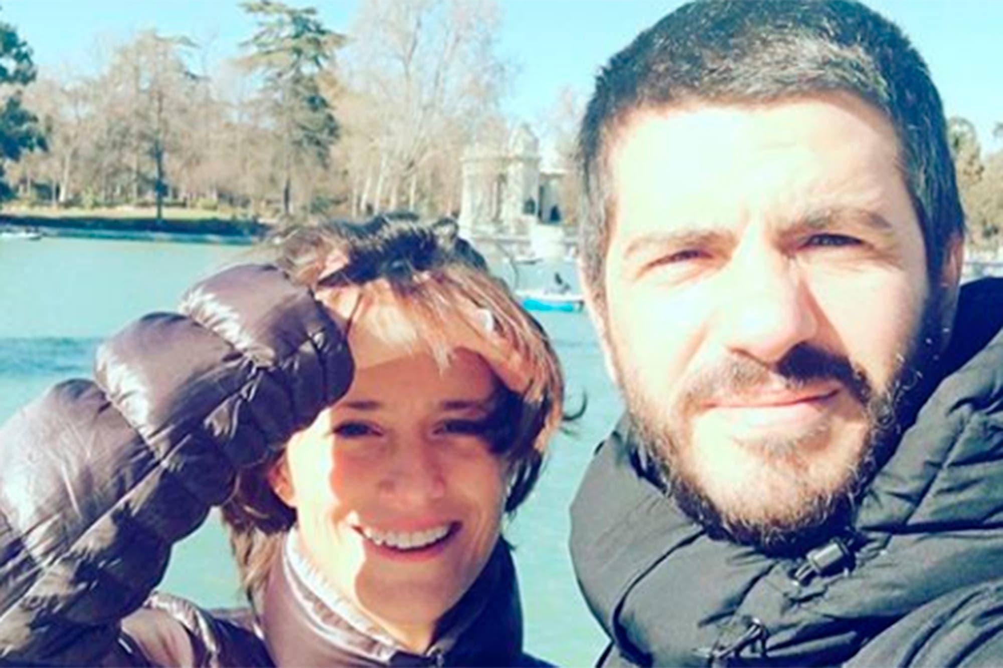Marco Caponi contó cómo fue su esotérica y accidentada primera cita con Mónica Antonópulos