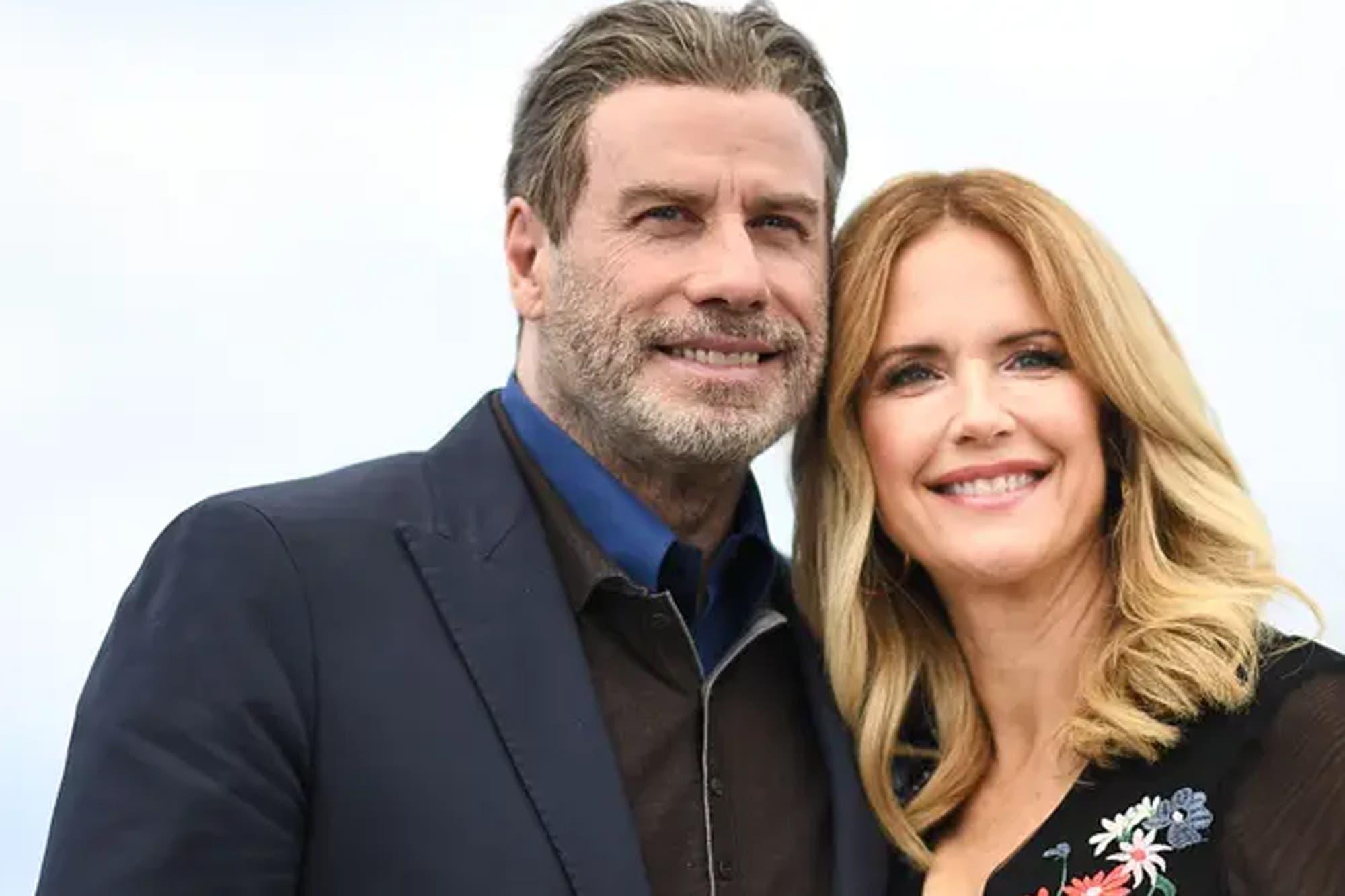 La incomodidad de John Travolta al ver una escena de sexo entre Kelly Preston y Tom Cruise